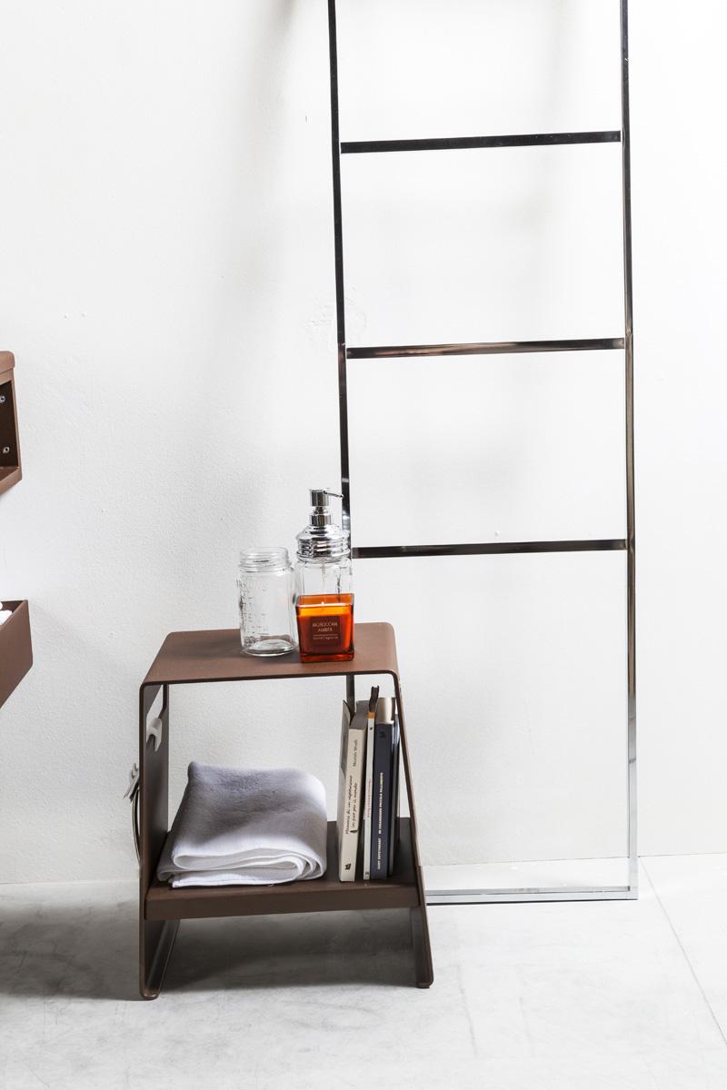 Scala lift cip design ed accessori per la stanza da bagno - Portasalviette design ...