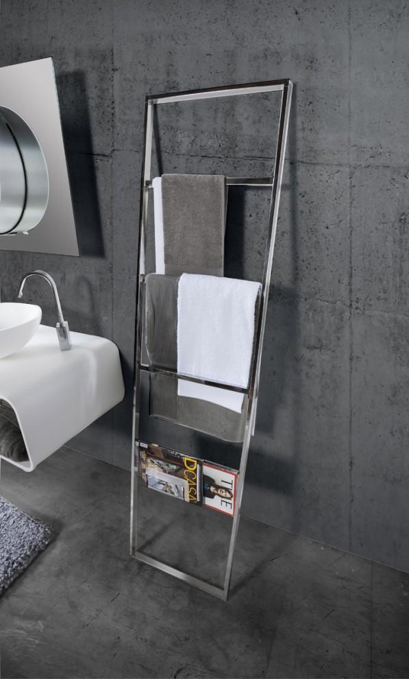 Scala lift cip design ed accessori per la stanza da bagno - Scaletta porta asciugamani bagno ...