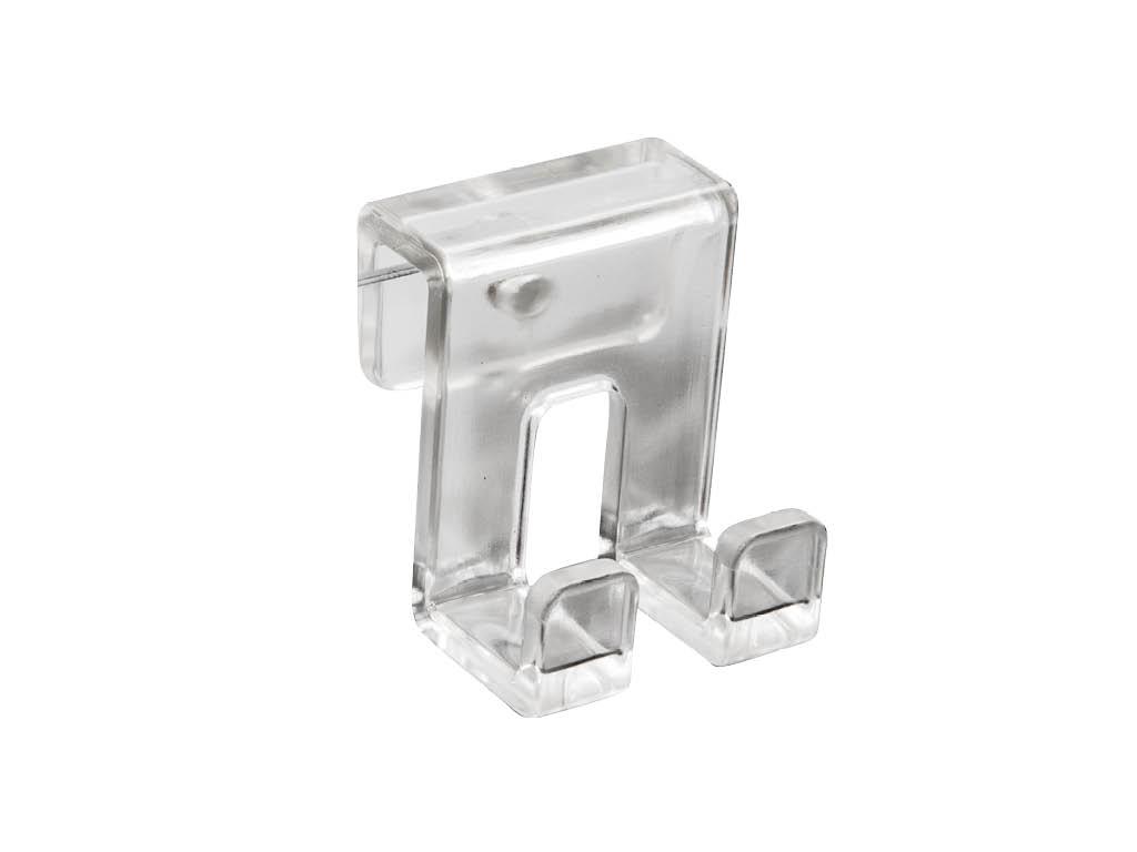 Ghost gancio doccia new cip design ed accessori per la stanza da bagno - Appendini bagno ...