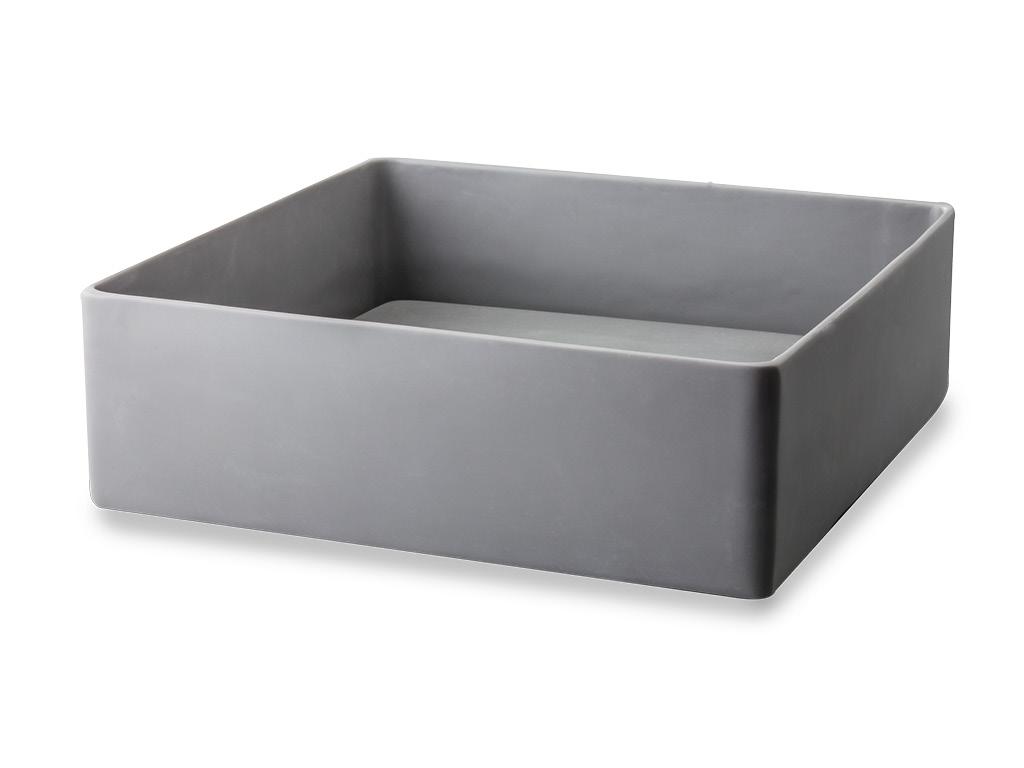Trabocchetto grigio lavandini cip design ed accessori per la stanza da bagno for Lavandini bagno design