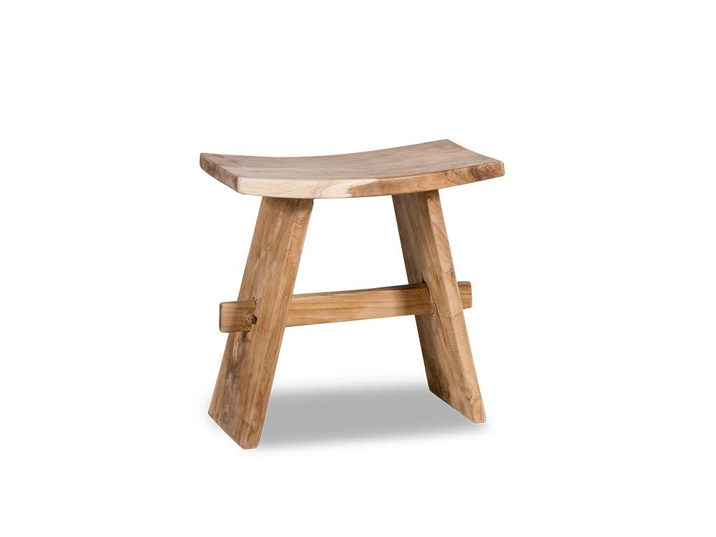 Zen sgabello cip design ed accessori per la stanza da for Sgabello legno ikea