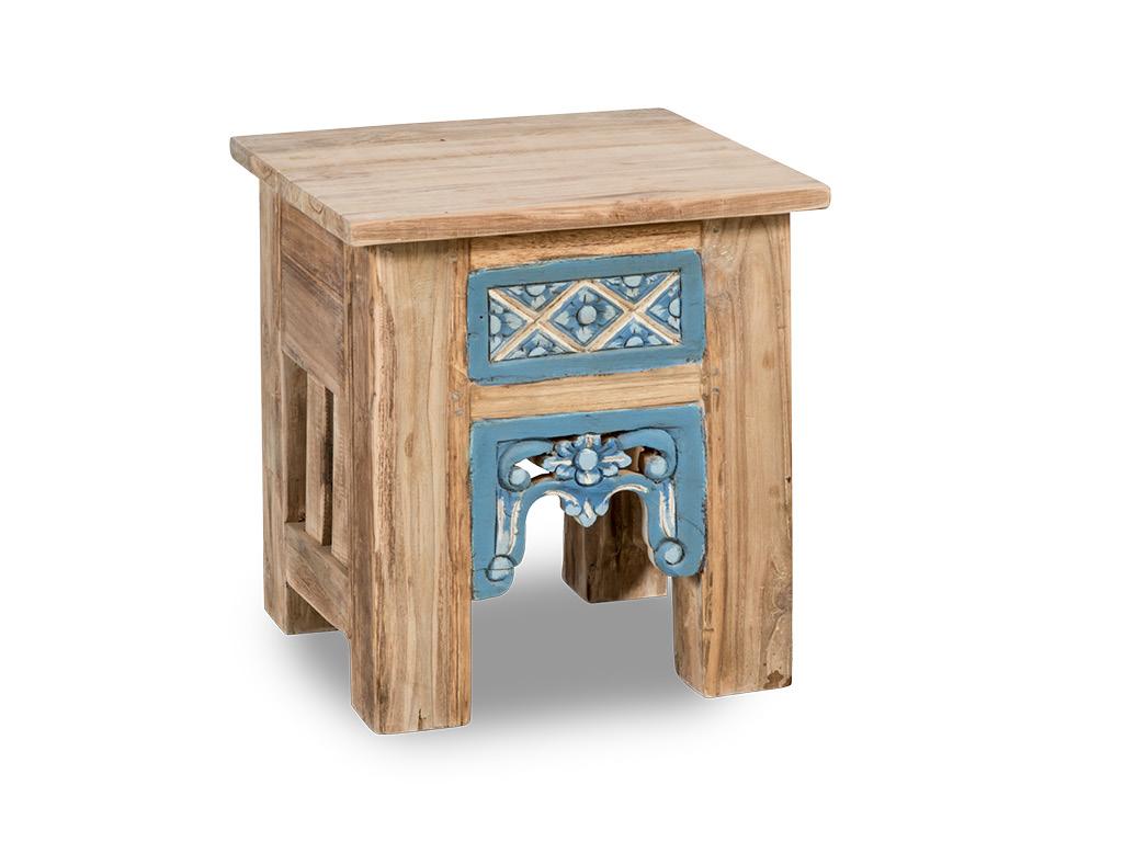 Gambe fisse zen meditazione sgabello panca di legno portatile yoga