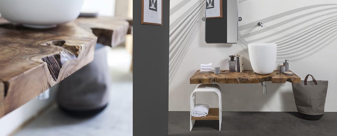 portfolio mobili legno - cipì - design ed accessori per la stanza ... - Sala Da Bagno Arredo