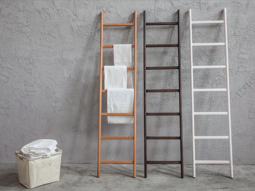 Uilli scala cip design ed accessori per la stanza da bagno - Accessori per bagno in legno ...