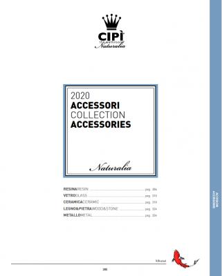Collezione accessori Cipì Naturalia 2020