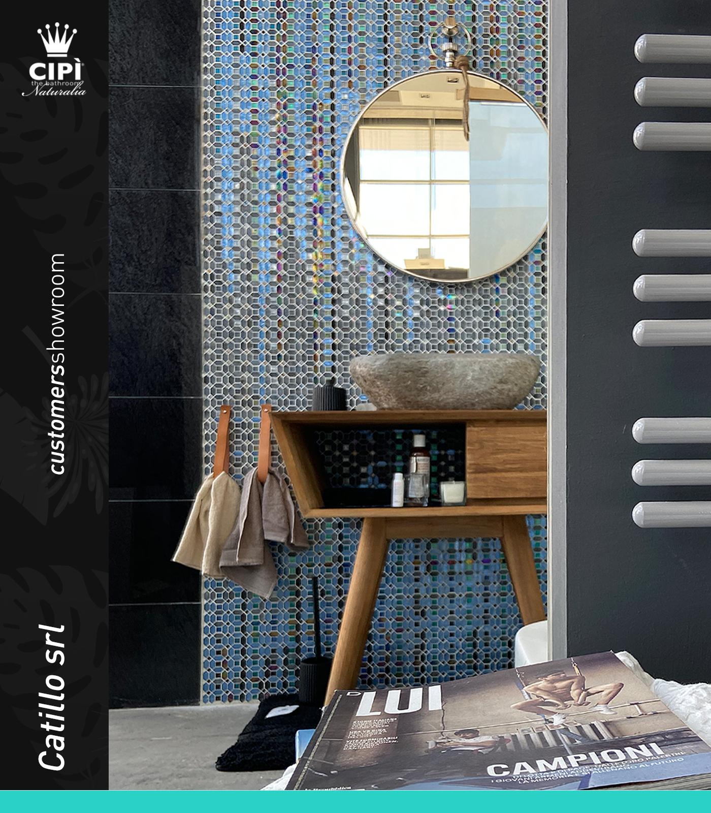 Showroom Clienti Catillo Srl Benevento Cipi Design Ed Accessori Per La Stanza Da Bagno