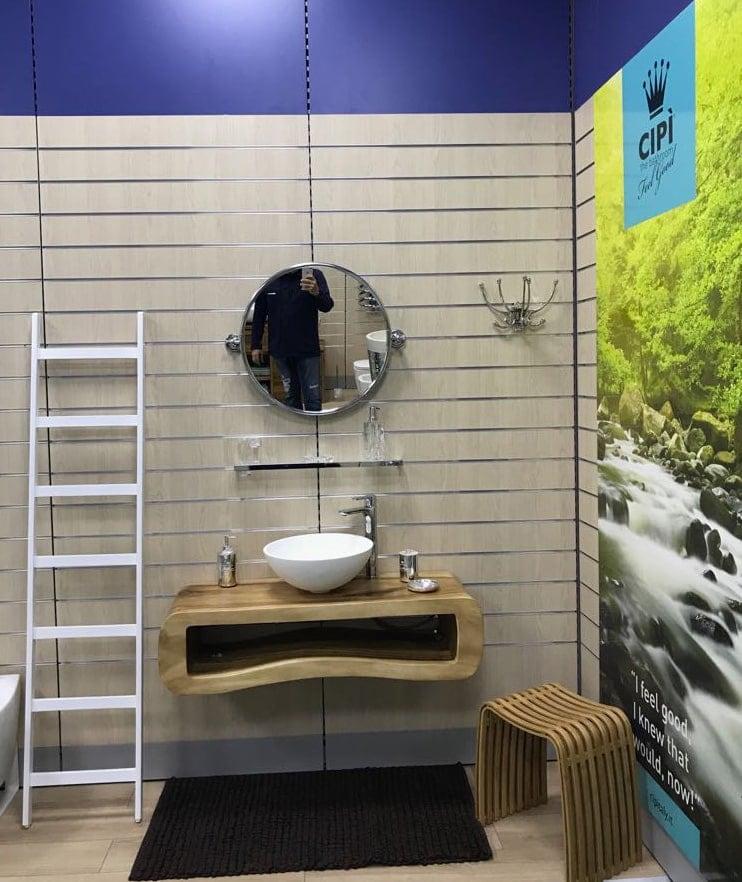 Centro Mobili Design Caravaggio.Vetrine Archivi Cipi Design Ed Accessori Per La Stanza Da Bagno