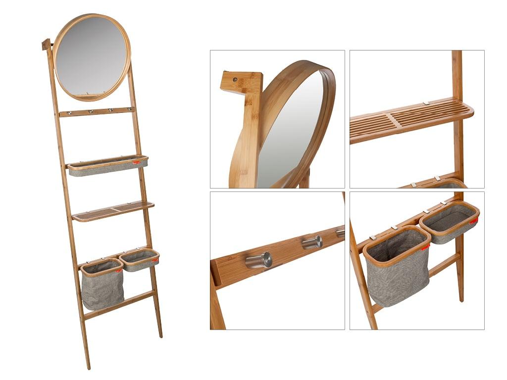 Ordina verticale cipì design ed accessori per la stanza da bagno