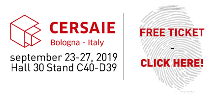 CERSAIE free ticket